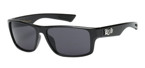 Locs 91111 Black | Gangster Sunglasses