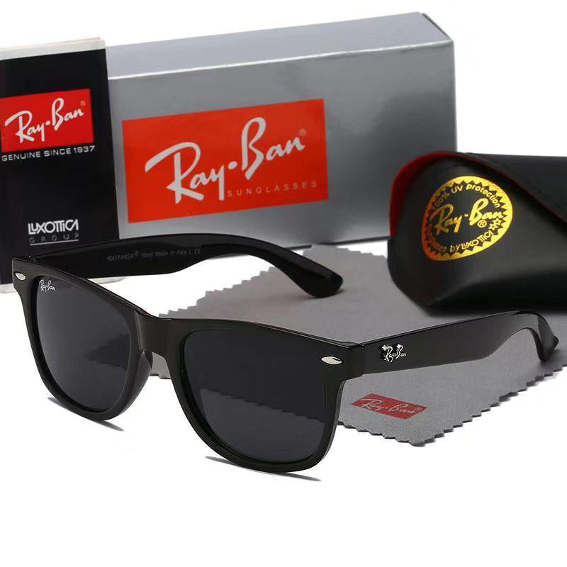 Ray Ban Wayfarer Sunglasses RB 2140 Black