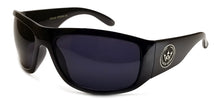 Load image into Gallery viewer, Triple Crown Mr. B Black Sunglasses | Main View