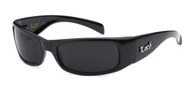 Load image into Gallery viewer, Locs 9005 Black | Gangster Sunglasses