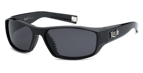 Locs 91096 Black | Gangster Sunglasses