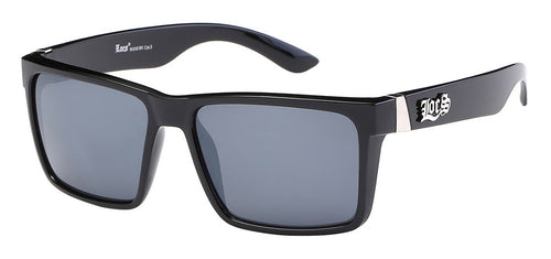 Locs 91102 Black | Gangster Sunglasses
