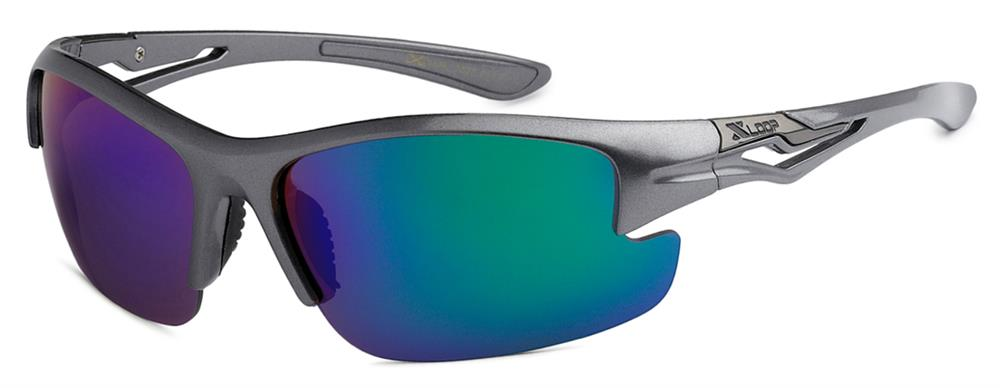 XLoop 2475 Grey Revo | Sport Sunglasses