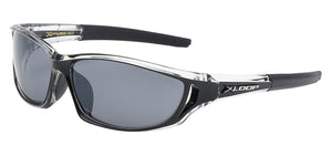 XLoop 2600 Black Clear | Sport Sunglasses