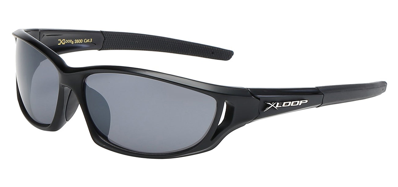 XLoop 2600 Black | Sport Sunglasses