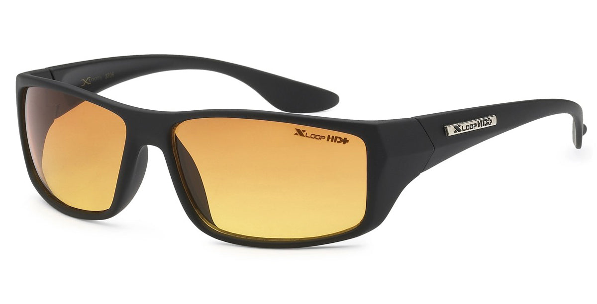 XLoop 3306 Matte HD+ | Sport Sunglasses