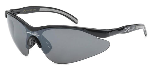 XLoop 3529 Black | Sport Sunglasses