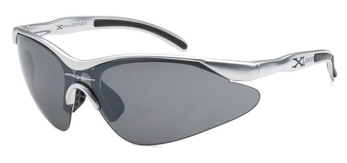 XLoop 3529 Silver | Sport Sunglasses