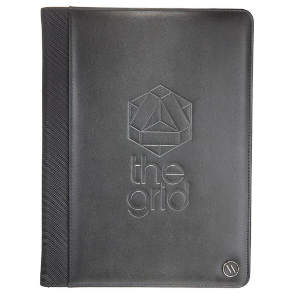 elleven™ Core Executive Zippered Padfolio