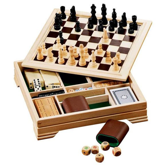 Lifestyle 7-in-1 Desktop Game Set
