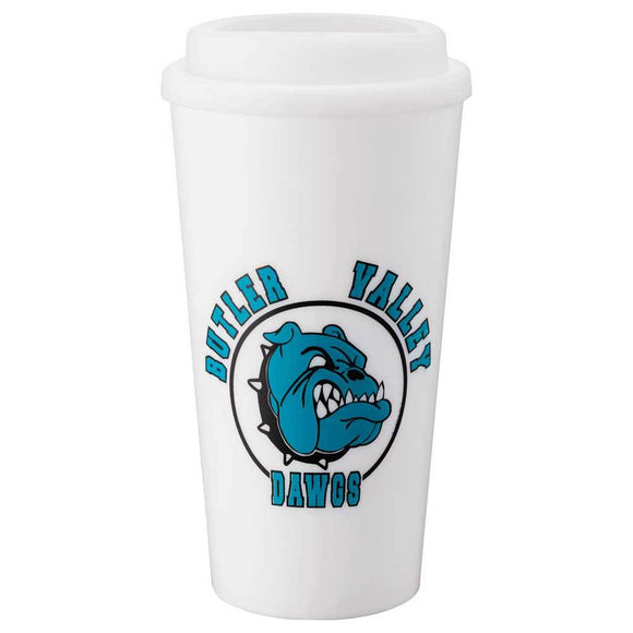 Mega Double-Wall Plastic Tumbler 16oz