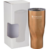 Mega Hugo Copper Vac Tumbler 30oz With Window Box