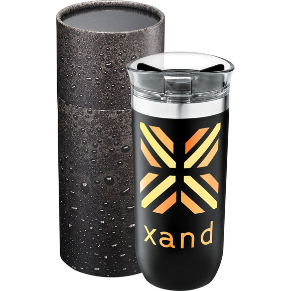 Twist Leak Proof Tumbler 16oz With Cylindrical Box