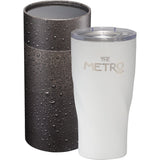 Hugo Copper Tumbler 20oz With Cylindrical Box