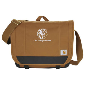 "Carhartt® Signature 17"" Computer Messenger Bag"