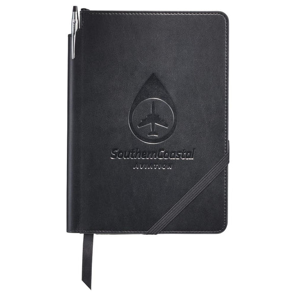 Cross® Medium Bound Notebook Gift Set