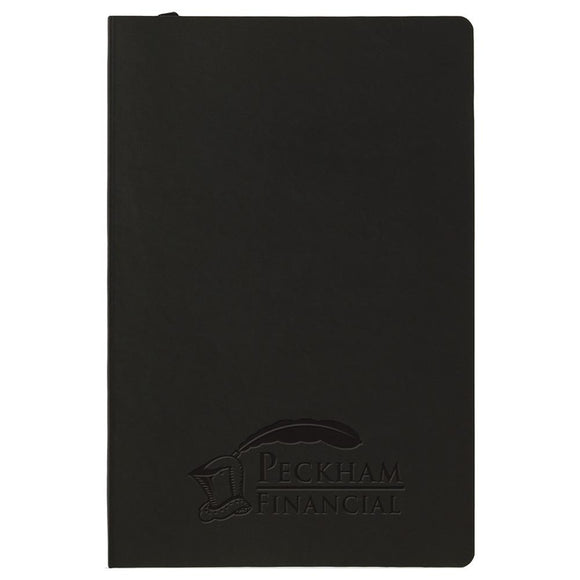 Pedova Soft Deboss Plus Bound JournalBook™