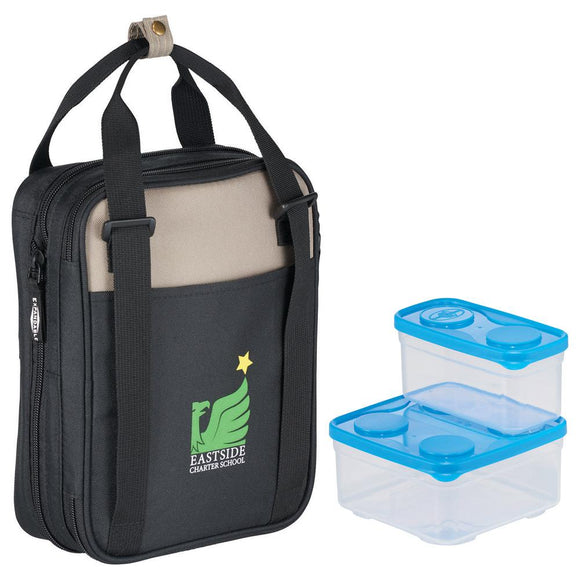 Arctic Zone® Expandable Lunch Set with containers