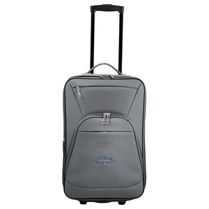 "Luxe 21"" Expandable Carry-On Luggage"