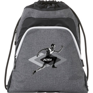 Slazenger® Competition Reveal Drawstring Sportspac