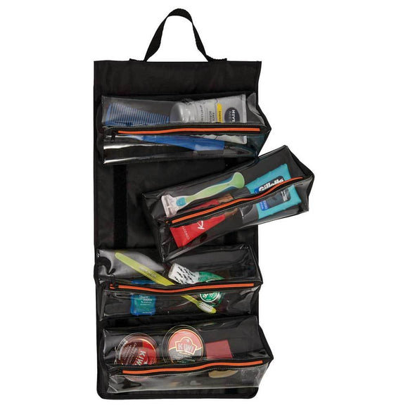 BRIGHTtravels Rollup Toiletry Organizer
