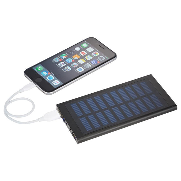 Stellar 8000 mAh Solar Power Bank