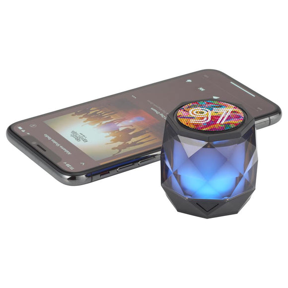 Disco Light Up Bluetooth Speaker
