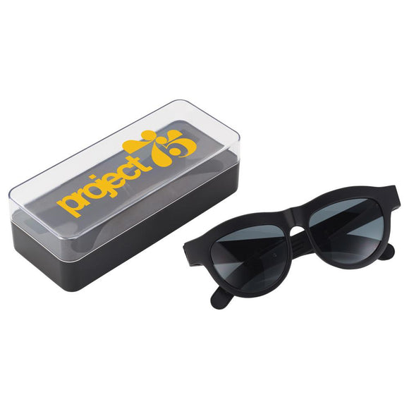 Sunglasses with Bluetooth Speaker