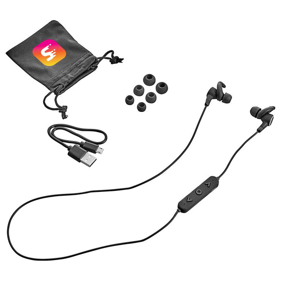 Noble Bluetooth Earbuds with Voice Assistant