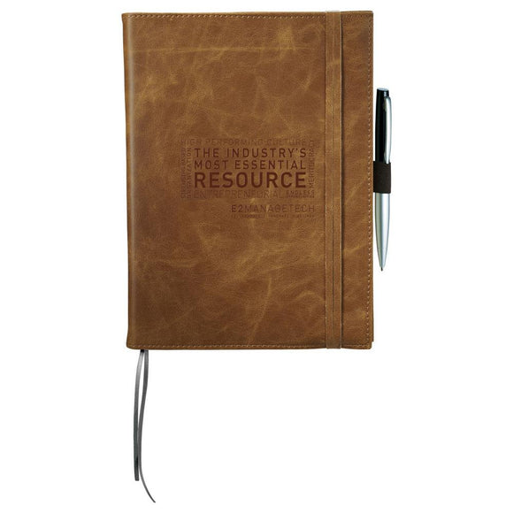 Field & Co.® Cambridge Refillable Notebook