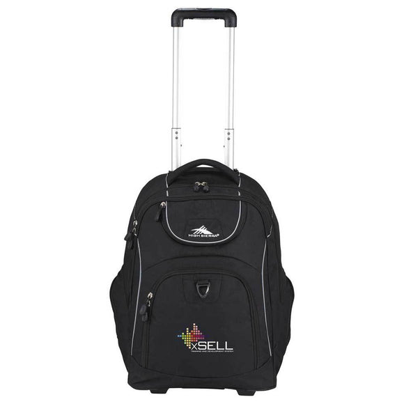 High Sierra® Powerglide Wheeled Computer Backpack