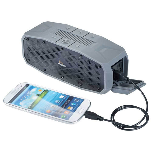 High Sierra® Lynx Outdoor Bluetooth Speaker/Charge