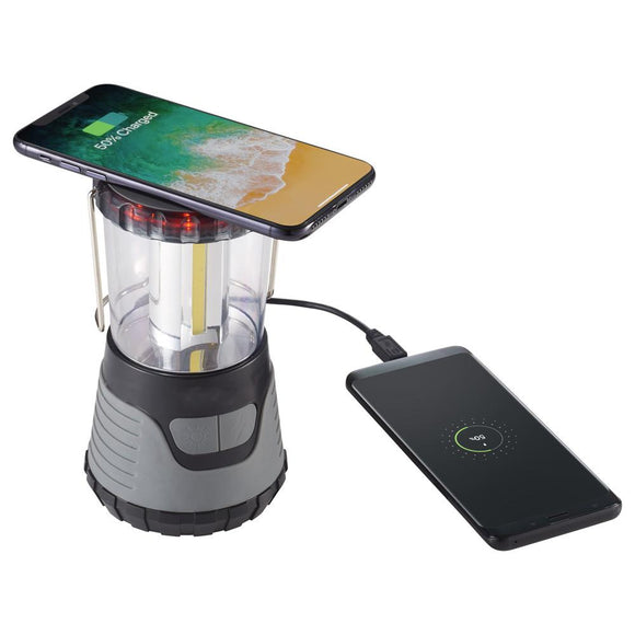 High Sierra® Scorpion Wireless Power Bank Lantern