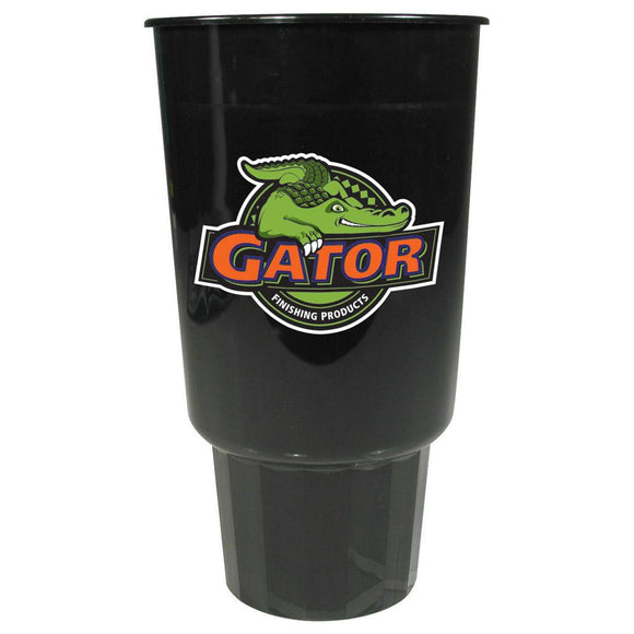 Solid 32oz Stadium Car Cup