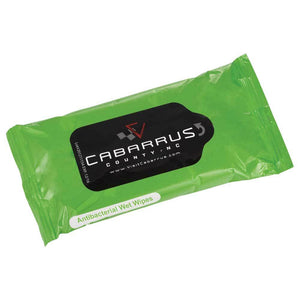Travel Pack Anti-Bacterial Wipes