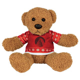 "6"" Ugly Sweater Rag Bear"