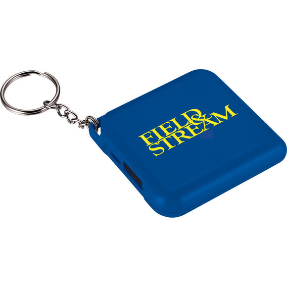 Emergency Keychain 1,800 mAh Power Bank
