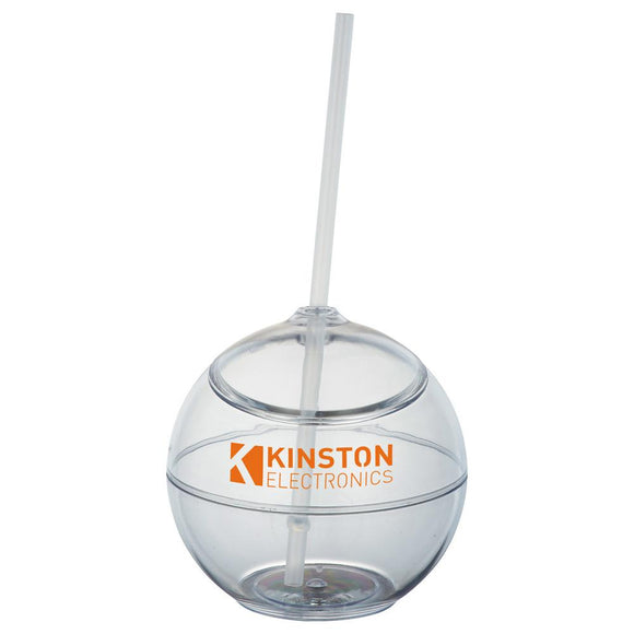 Fiesta Ball 20oz with Straw