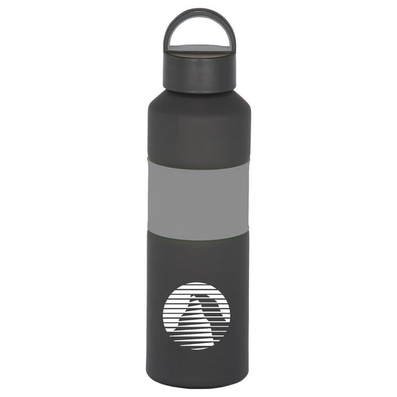 Gripper 25oz Aluminum Sports Bottle