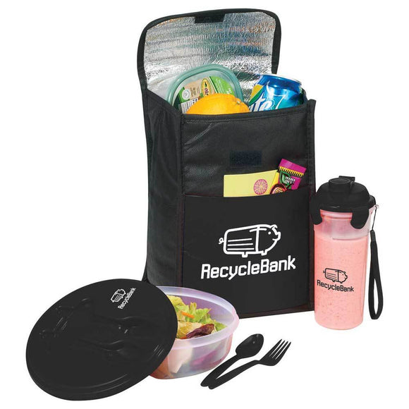 Stay Fit 8-Can Lunch Cooler Gift Set