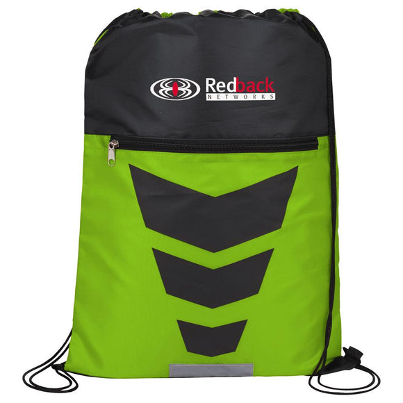 Courtside Drawstring Bag
