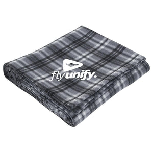 Plaid Fleece Blanket