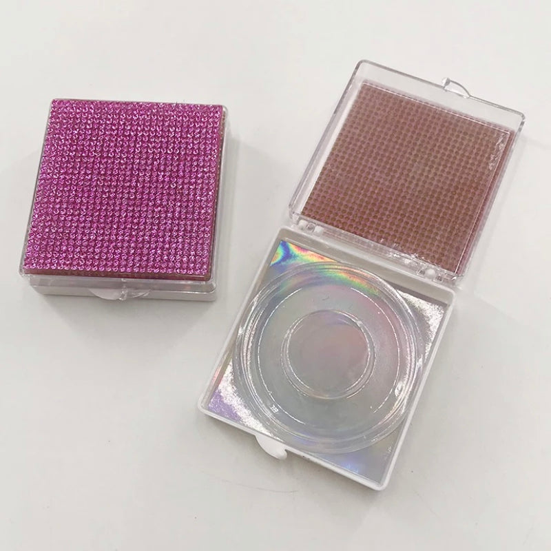 Crystal Lash Case - The Lash Locket