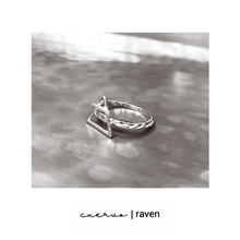 Load image into Gallery viewer, Raven | Cuervo Ring