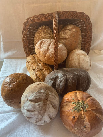 Artisan Bread Sample Box
