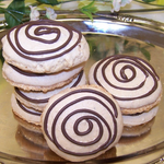 Oma Gisi's Pecan Macaroons (Box of 24)
