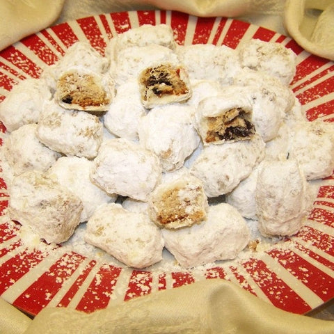 Oma Gisi's Heavenly Stollen Confection