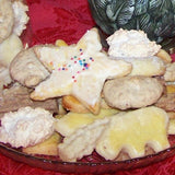 1 lbs of Oma Gisi's Authentic German Christmas Cookies
