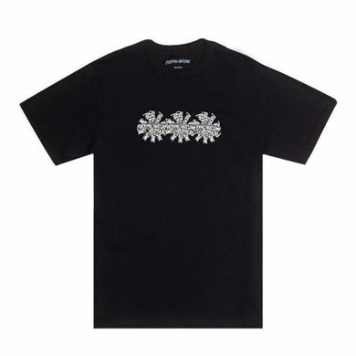 Fucking Awesome - India Boy Tee Black