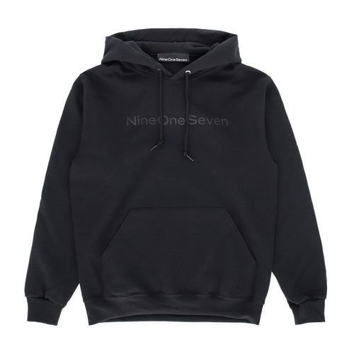 Call Me 917 - Logotype Pullover Hood - BLK